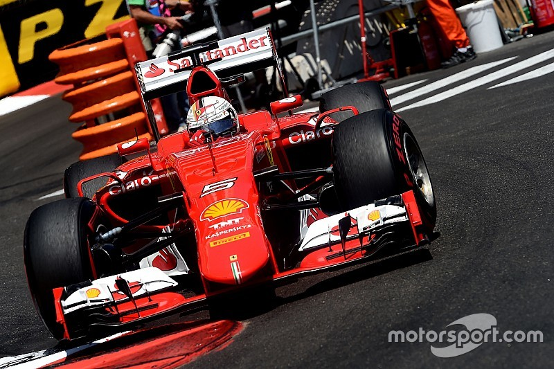 La saison 2015 de Sebastian Vettel en 50 photos