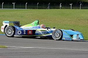 Formule E Actualités Vers un forfait définitif de Trulli, Jaguar attendu