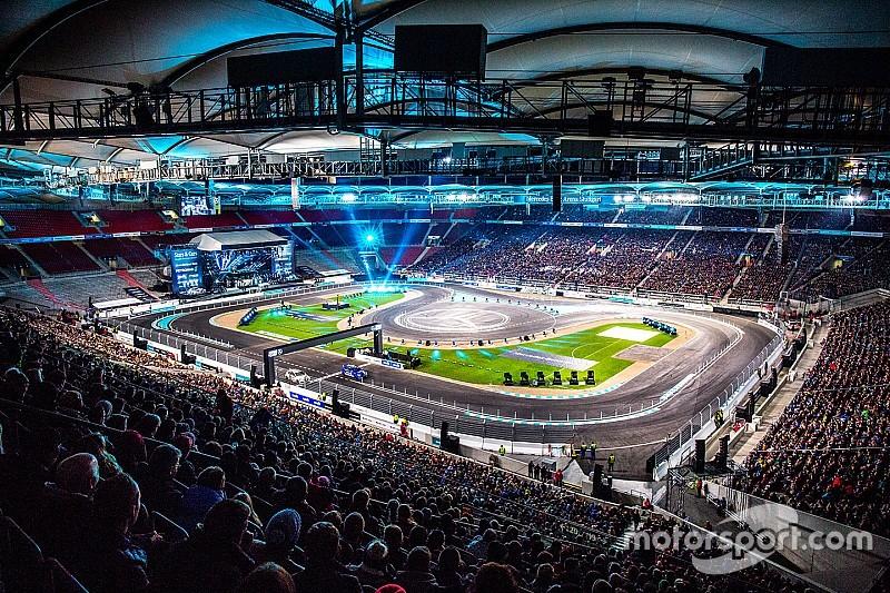 """""""Stars and Cars"""": Daniel Juncadella schlägt die Mercedes-Elite"""