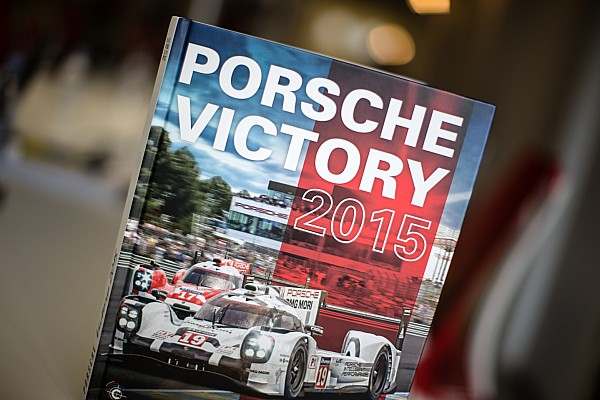 """""""Porsche Victory 2015"""": Das Jahrbuch zum Rekordjahr"""