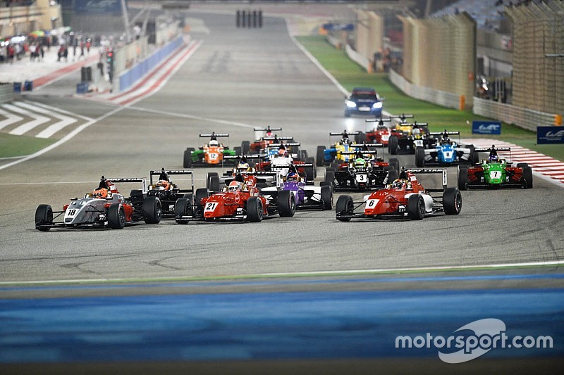 Fittipaldi, Troitskiy and Calderon ready for Dubai; Alesi to debut