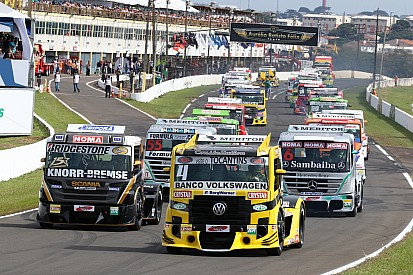 F-Truck comemora média de público superior a Corinthians