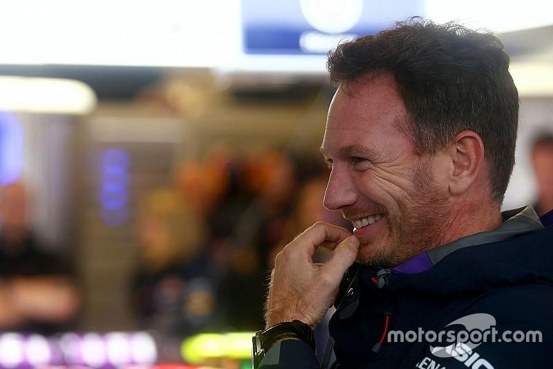 Хорнер не ожидает новых проблем с двигателем Renault