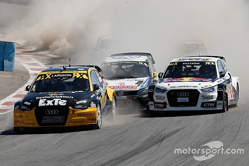 Watch the best action from World RX in 2015