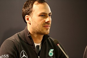 DTM Breaking news Marciello, Magnussen stood out in DTM test - Paffett