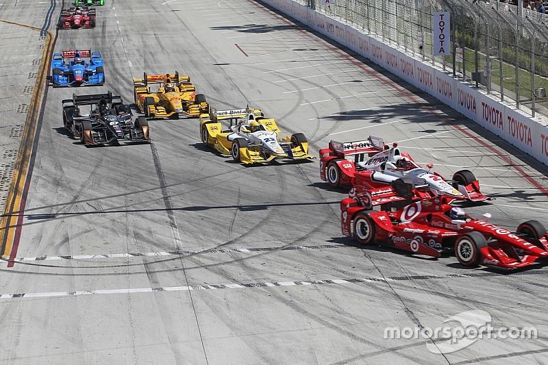 Push-To-Pass: Mehr PS für die IndyCars