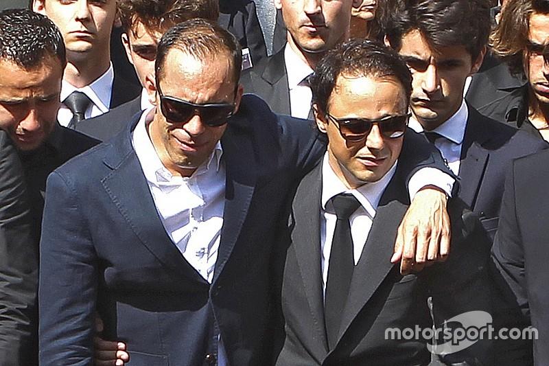 """Felipe Massa: """"Ongeluk Bianchi had nooit plaats mogen vinden"""""""