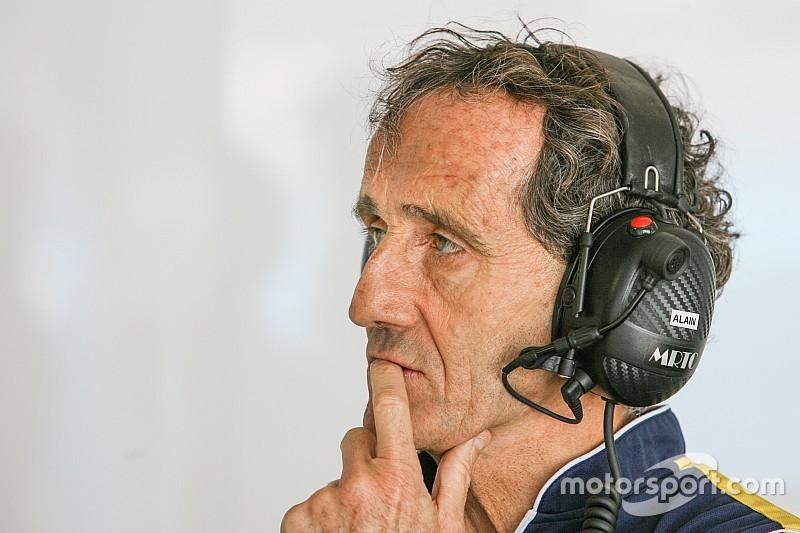 "Prost reveló que Renault estuvo ""muy cerca"" de abandonar la F1"