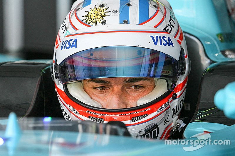 """Piquet: """"Nissan? Divertente, ma è stato solo un test"""""""