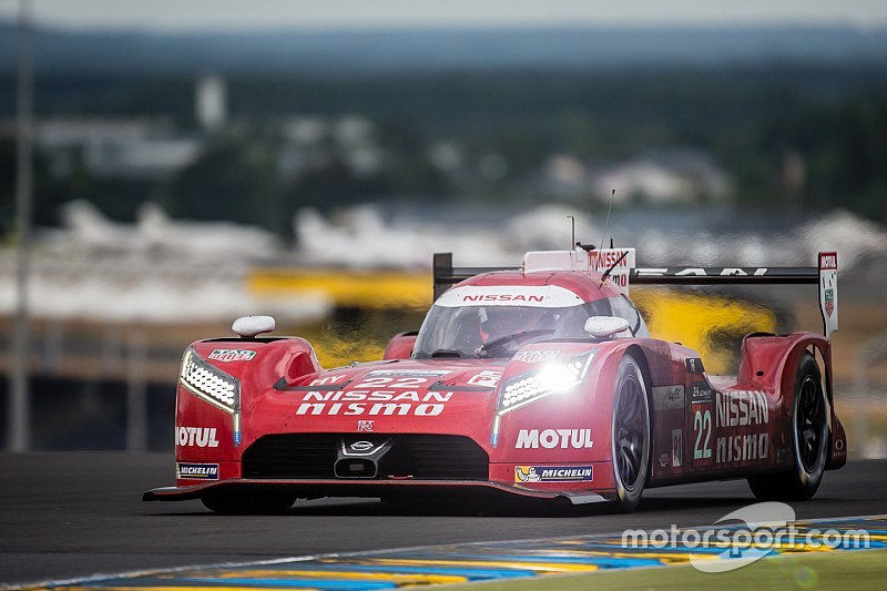 Nissan abandona programa LMP1 no WEC