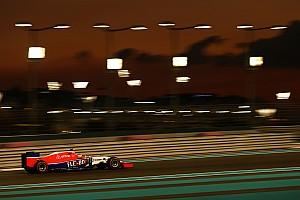 Mehri sigue con la esperanza de un futuro en la Fórmula 1