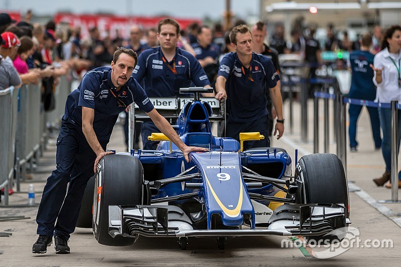 Sauber попросила Санту ограничить бюджеты в Ф1