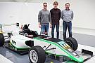 Ralf Schumacher ingaggia il figlio di Bertrand Gachot