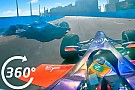 Video: Así fue el accidente de Nelsinho con la cámara 360°