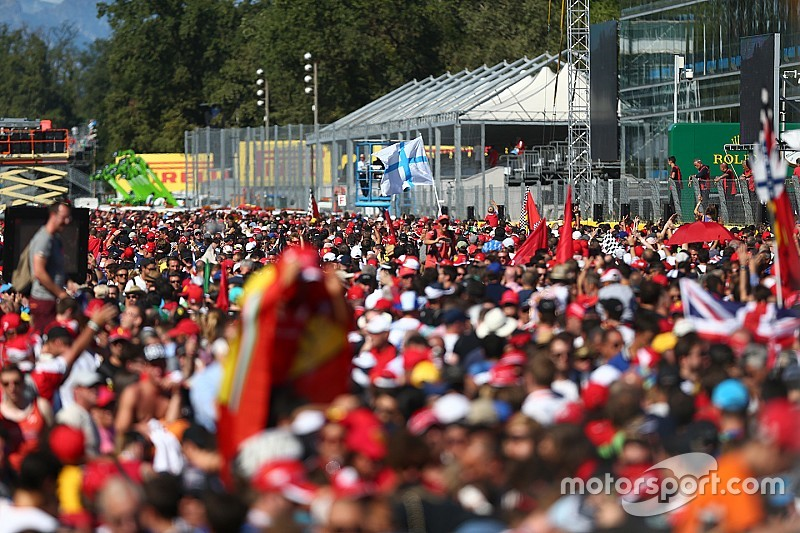 Italy passes law to help keep F1 race at Monza