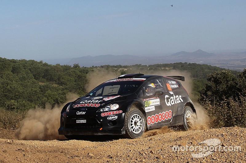 Al-Attiyah exits WRC2 to focus on Olympics preparation