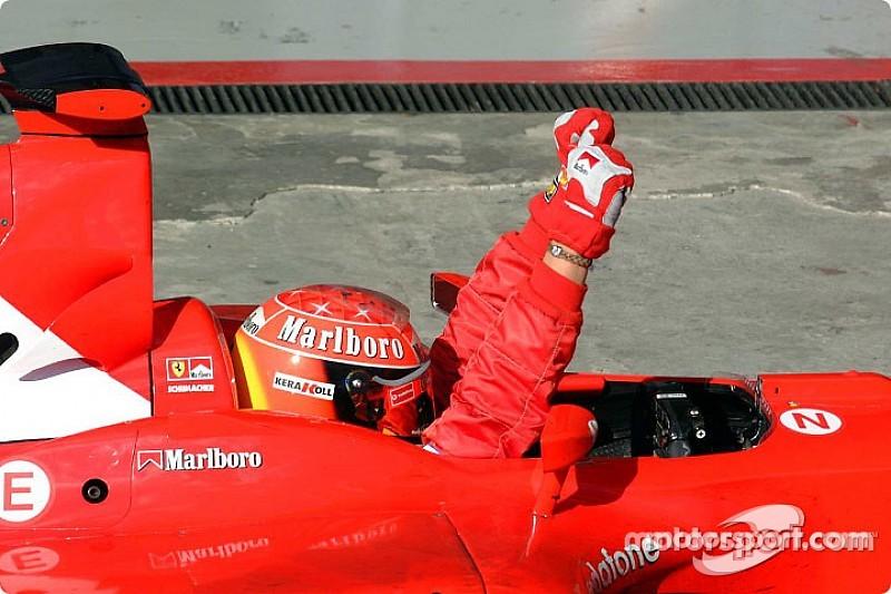 Schumacher llevaba tres velocímetros en el coche, dice ingeniero