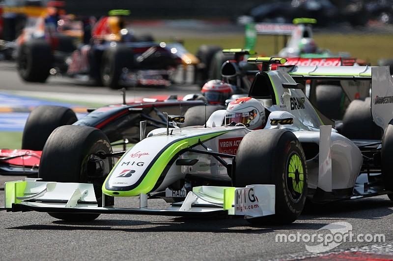 Newey: difusor duplo foi lição de Mosley a Ferrari e McLaren
