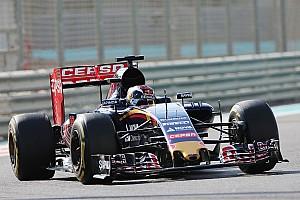 Formule 1 Actualités Une monoplace allongée pour Toro Rosso en 2016