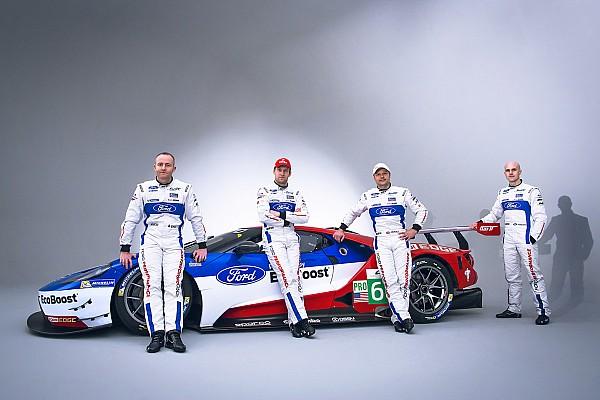 Объявлен состав Ford в чемпионате WEC