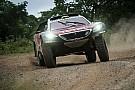 Étape 4 - Triplé Peugeot et première victoire de Peterhansel!
