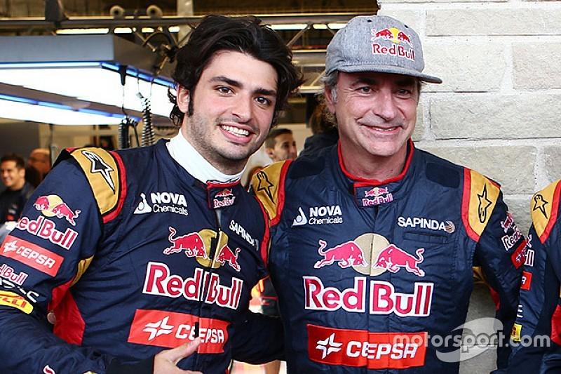 Sainz: sem meu pai, não conseguiria chegar à Fórmula 1
