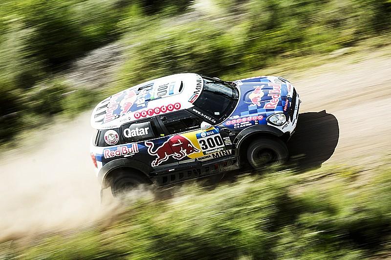 Al-Attiyah en Roma verrast door snelheid Peugeot