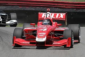 Indy Lights Ultime notizie Il team Carlin mette sotto contratto Felix Serralles