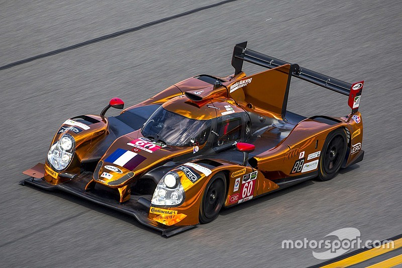 Pla joins Michael Shank Racing for NAEC rounds