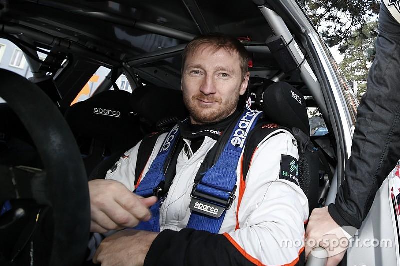 Alexey Lukyanuk conferma la presenza al Rally Liepāja