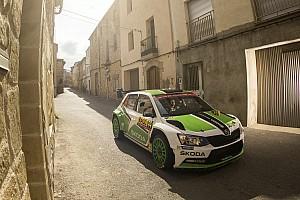 WRC 突发新闻 斯柯达确认WRC2新赛季车手提德曼,拉皮和柯派茨基