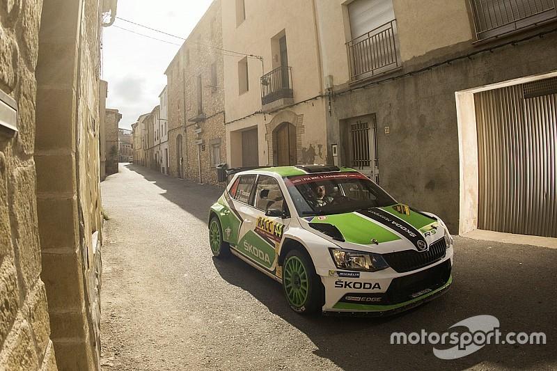 斯柯达确认WRC2新赛季车手提德曼,拉皮和柯派茨基