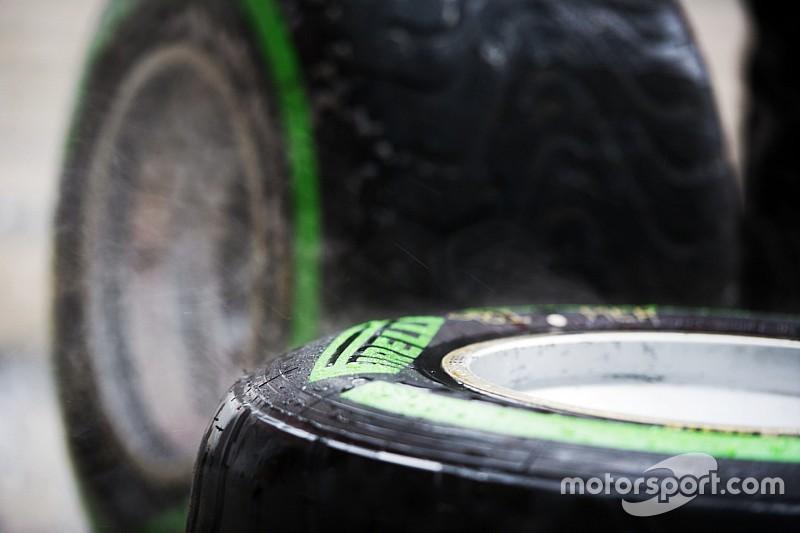 Ferrari, Red Bull e McLaren ai test Pirelli sul bagnato