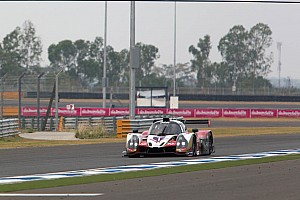 Asian Le Mans Race report Ho-Pin Tung champion Asian Le Mans Series in penultimate race