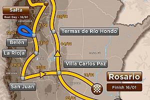 Dakar Tappa Dakar, per Moto e Quad arriva la seconda Marathon