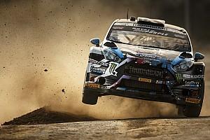 World Rallycross Ultime notizie Block a tempo pieno nel Mondiale Rallycross 2016