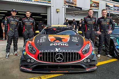 فريق أبوظبي للسباقات يكشف رسميًا عن سيارة مرسيدس الجديدة استعدادًا لسباق دبي 24 ساعة