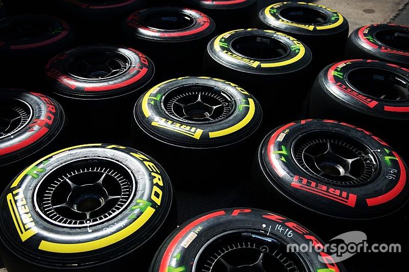 Pirelli maakt bandenkeuze bekend voor Russische Grand Prix