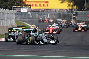Формула 1 Новость Хембри: Машины все равно поедут на 5 секунд быстрее