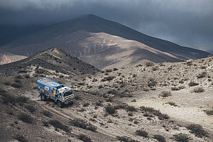 Dakar Stage report Dakar Trucks, Stage 11: Nikolaev wins, De Rooy remains in control