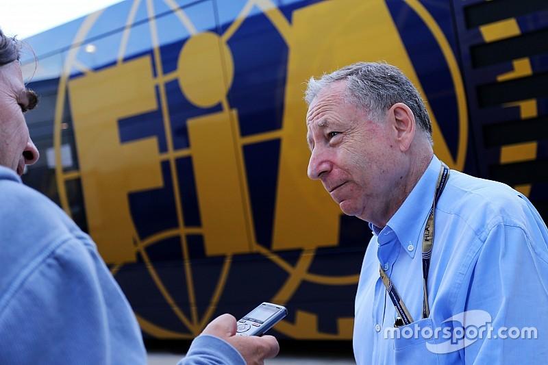 """La solución del motor en la F1 está """"muy cerca"""", dice Todt"""