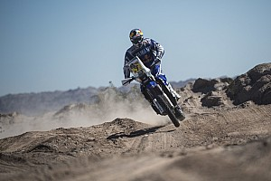 Dakar Stage report Dakar Bikes, Stage 12: Rodrigues scores first Yamaha win, Price maintains lead