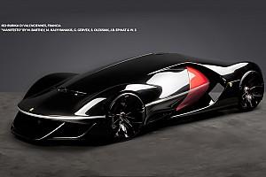 Manifiesto gana concurso de autos futuristas de Ferrari- Video