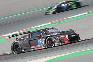 其他耐力赛 比赛报告 奥迪WRT车队获得迪拜24小时冠军