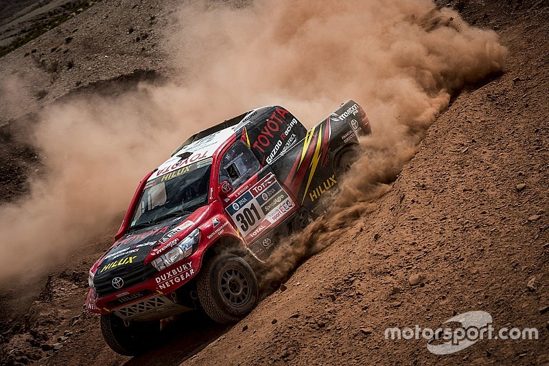 "Toyota ""needs"" turbo engine to fight Peugeot, Mini - de Villiers"