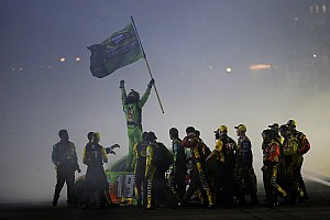 NASCAR Cup Breaking news Kyle Busch named NMPA Driver of the Year