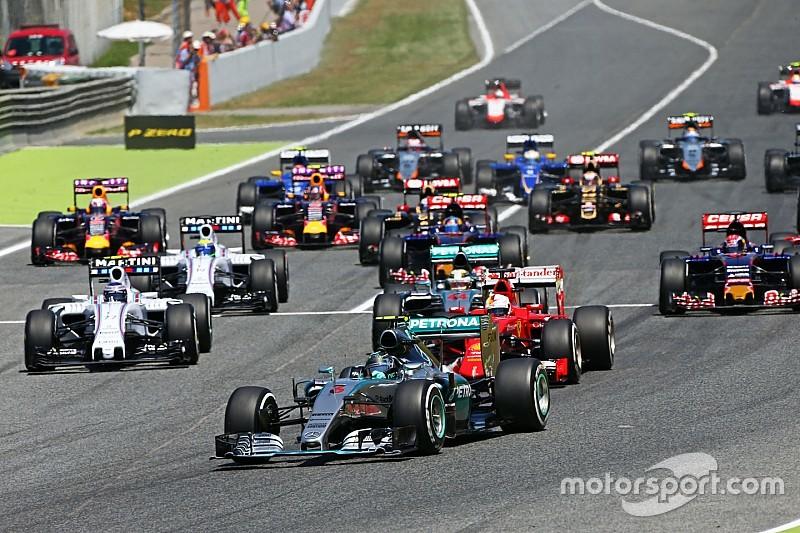 Canal 4 anuncia su programación de F1