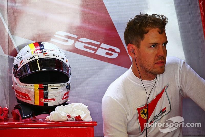 Primo test 2016 per Vettel e la Ferrari