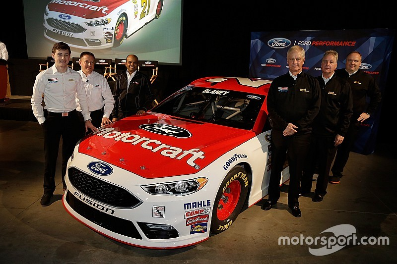 "Racing in NASCAR part-time ""never felt right"" for the Wood Brothers"