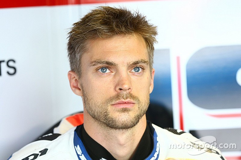 "Camier Q&A: ""I still have a lot to prove in WSBK"""
